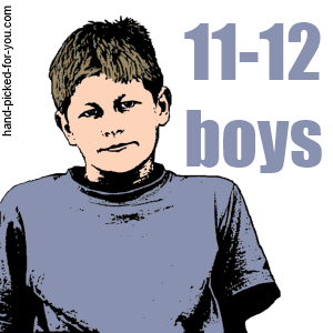 Gifts for 11-12 Year Old Boys